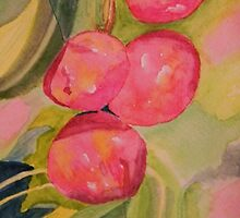 Gulf Ruby Plums  by Warren  Thompson