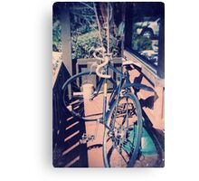 1985 Bike Canvas Print