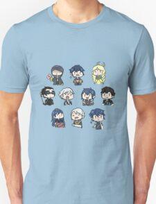 Fire Emblem pattern T-Shirt