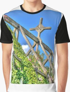 Old Church Graphic T-Shirt
