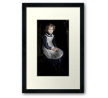 Lonely Child Framed Print
