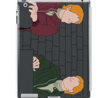 The Weasley Twins iPad Case/Skin