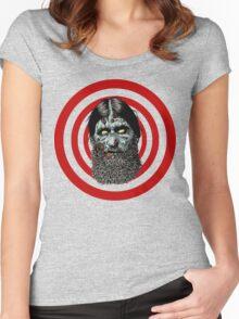 Rasputin Undead Women's Fitted Scoop T-Shirt