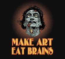 Zombie Dali Says... Unisex T-Shirt