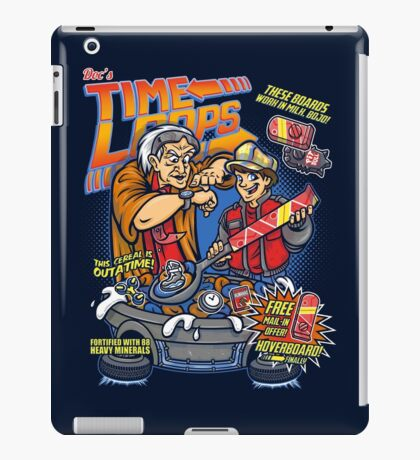Time Loops iPad Case/Skin