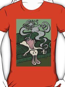 Teddy Bear And Bunny - Dream Girl T-Shirt