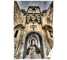 The Pena National Palace, Sintra - Portugal II Poster