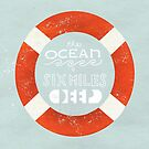 The Ocean Is Six Miles Deep by andotherpoems