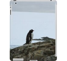Lone Penguin iPad Case/Skin