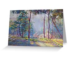 Symphony of Bush Colours 2 Greeting Card
