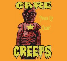 Care Creeps - Power-Up Creep by perilpress