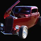 The Show Stopper - 1934 Ford Coupe by AuntDot