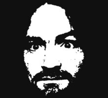 Charles Manson - T-Shirt by TiagoFTW13