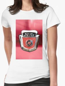 Ford Graphic Shirt 3 Womens Fitted T-Shirt