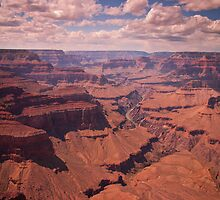 Grand Canyon South Rim by ejlinkphoto