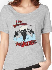 Brutalitops...the magician Women's Relaxed Fit T-Shirt