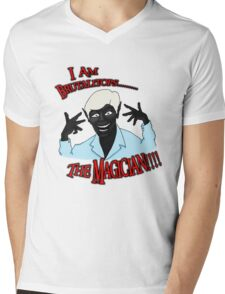 Brutalitops...the magician Mens V-Neck T-Shirt