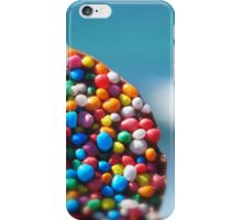 blue freckles iPhone iPod case iPhone Case/Skin