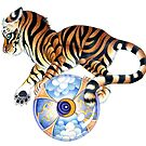 Balancing Tiger by Jacquelyn Braxton