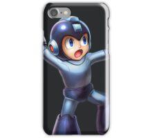 Mega Man iPhone Case/Skin