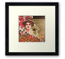 Fool To Think of You Framed Print