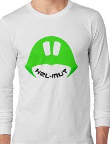 Helmut (Green) Long Sleeve T-Shirt