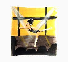Beautiful Dancer at the Recital, (gouache painting) Unisex T-Shirt