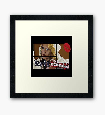 Remembering - Brittany Framed Print