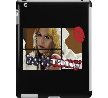 Remembering - Brittany iPad Case/Skin