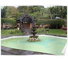 Bali Gardens Poster