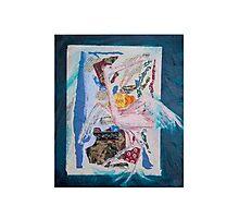 saigon crane  Photographic Print