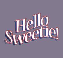HELLO SWEETIE! Kids Tee