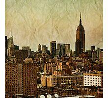Empire Stories Photographic Print