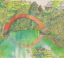 RED BRIDGE by lulabell83