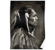Native American - Vintage Poster