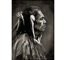 Native American - Vintage Photographic Print