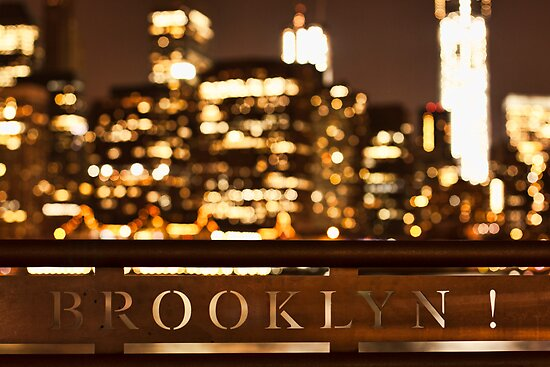 Brooklyn Bubbly by Andrew Paranavitana