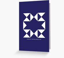 Design 195 Greeting Card