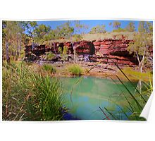 Another gorge to drool over in Karajini National Park Poster