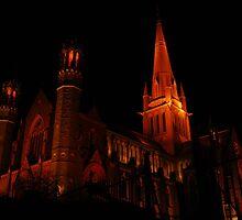 Sacred Heart Cathedral - Bendigo, Victoria by cactus82