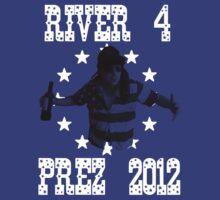 RIVER 4 PREZ 2012 by John King III