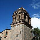 Santo Domingo Convent, Cusco by Maggie Hegarty