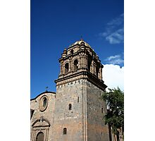 Santo Domingo Convent, Cusco Photographic Print