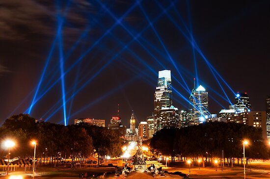 Philadelphia's Open Air Event by Eric Tsai