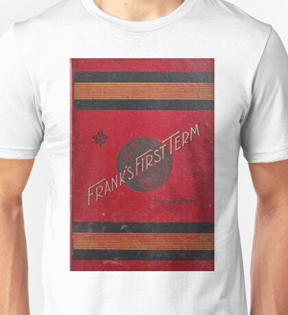 Old Book Graphic Shirt Unisex T-Shirt