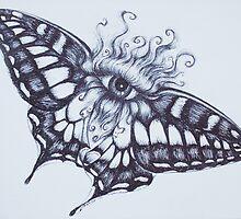 Butterfleye by ABCardona
