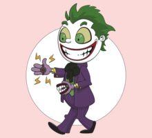 The Joker laughs out loud Kids Clothes