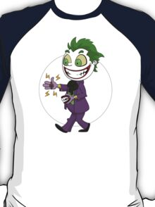 The Joker laughs out loud T-Shirt