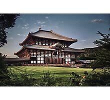 Todaiji Photographic Print