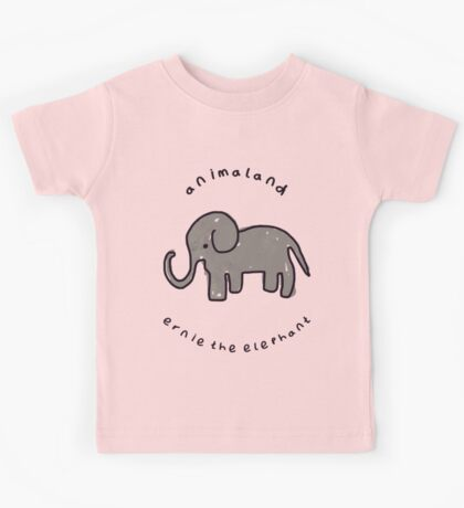 Ernie the Elephant Kids Tee
